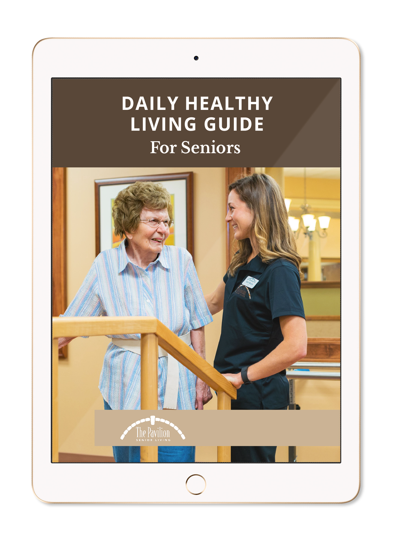 Daily Healthy Living Guide eBook_The Pavilion Senior Living